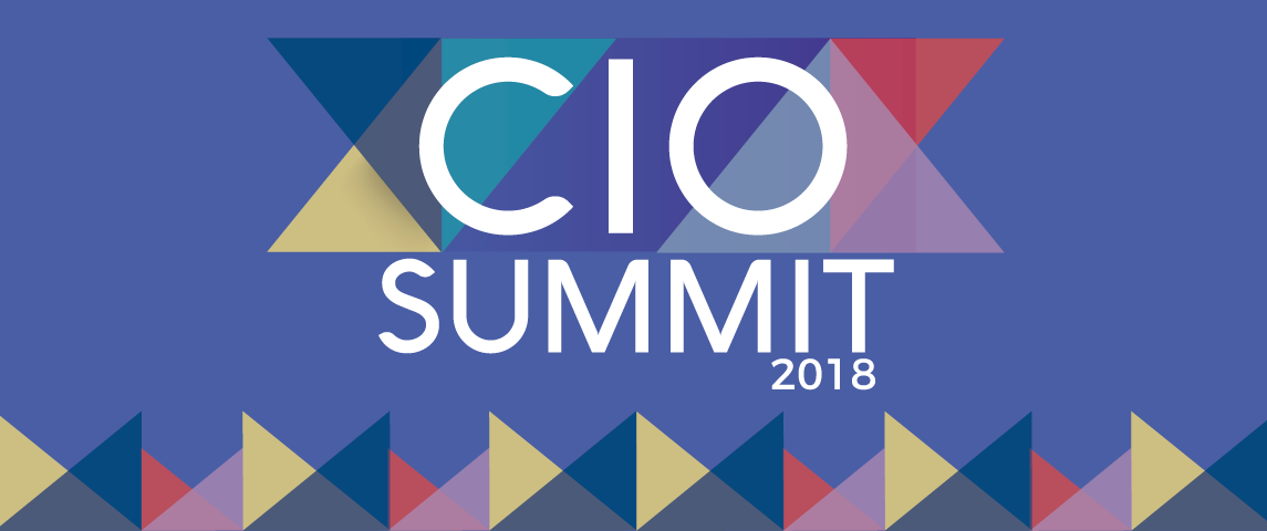 CIO Summit 2018